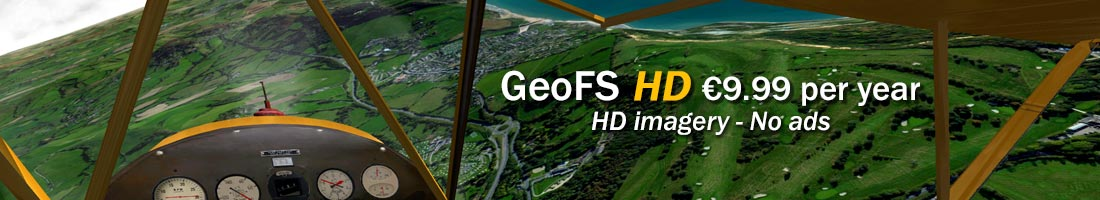 GeoFS - The Free Online Flight Simulator